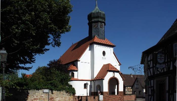 Katholische Kirche Lustadt